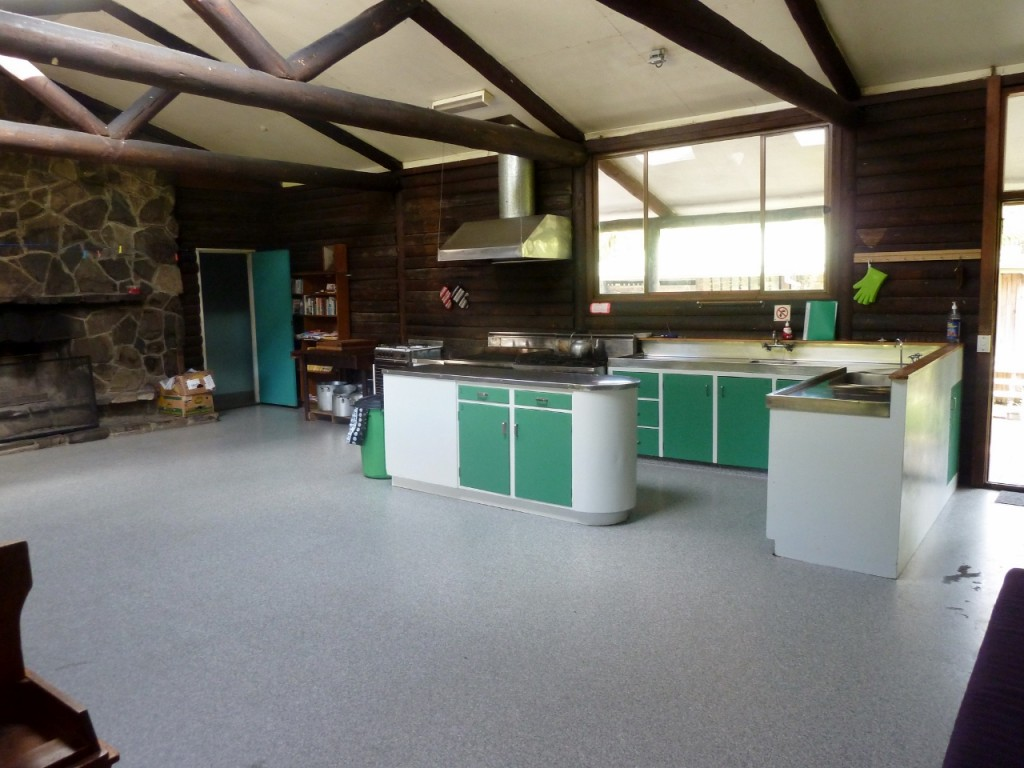 Main Hall and dining / common area